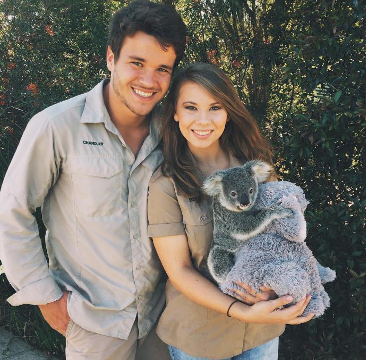 Steve Irwin Family 2016