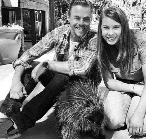 Bindi Irwin and Derek Hough Landing a DWTS Spin-Off Reality Show?