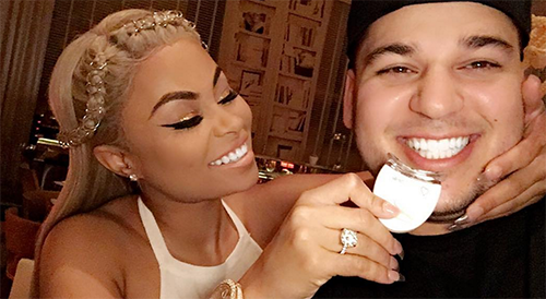 Rob Kardashian And Blac Chyna Reality TV Show Official Announcement: Kris Jenner Freaking Out, Show Will Do Better Than KUWTK