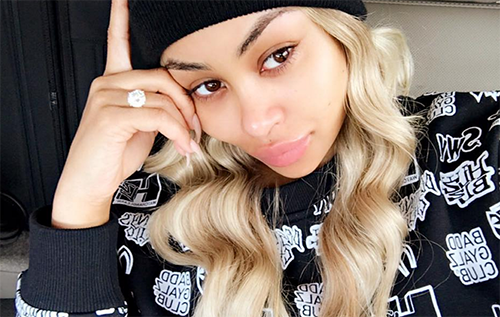 Rob Kardashian Calls The Police To Blac Chyna's House: They Were Robbed - Tyga Sex Tape Stolen?