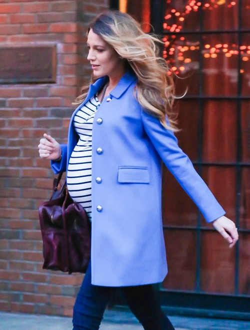 Blake Lively And Ryan Reynolds Welcome First Child - Baby Daughter!