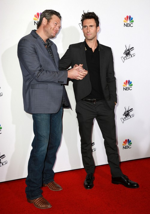 Blake Shelton Refuses to Date Voice Co-Star Adam Levine's Former Girlfriends?