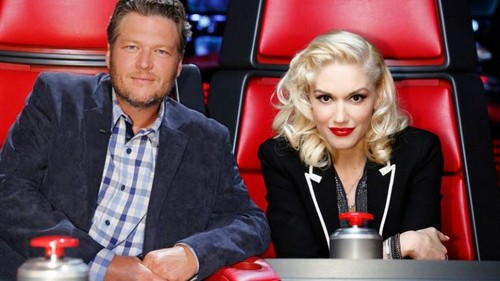 Gwen Stefani Dating Blake Shelton Saves The Voice  Job – Christina Aguilera Out Again?