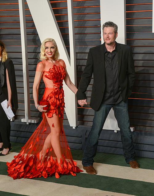 Gwen Stefani Disses Miranda Lambert In New Album, Calls Blake Shelton's Ex A 'Stupid Girl'