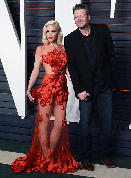 Gwen Stefani Afraid Miley Cyrus Will Steal Blake Shelton Next Season On The Voice?