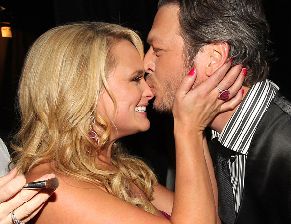 Blake Shelton & Miranda Lambert's Distrustful Marriage: Will She Cheat on Him with Dierks Bentley?