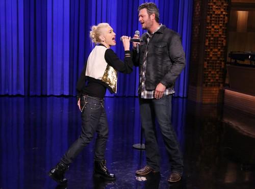 Blake Shelton Confirms Dating Relationship With Gwen Stefani to Destroy Miranda Lambert At Country Music Awards?