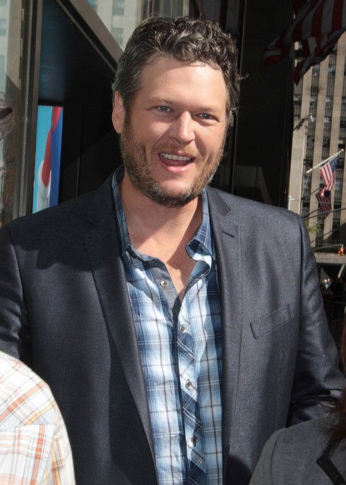 Blake Shelton Tells the Westboro Baptist Church To 'Blow' Him - Miranda Lambert Jealous? (VIDEO)