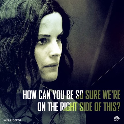 "Blindspot Recap 9/28/16: Season 2 Episode 3 ""Hero Fears Imminent Rot"""