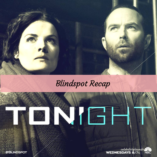 "Blindspot Recap 4/26/17: Season 2 Episode 19 ""Dangerous Liaisons"""
