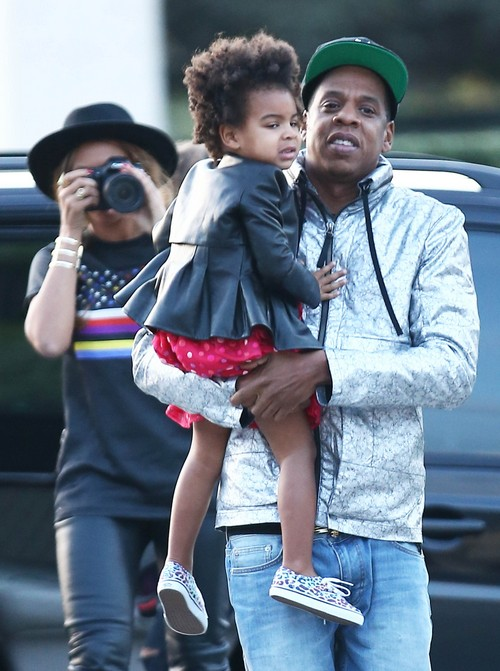 Beyonce and Blue Ivy Carter Made to Look Bad by Kim Kardashian and North West - Hair Issues?