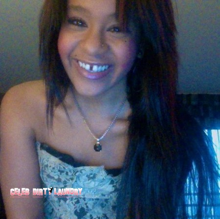 Whitney Houston's Daughter Bobbi Kristina Brown Engaged To Her Step Brother