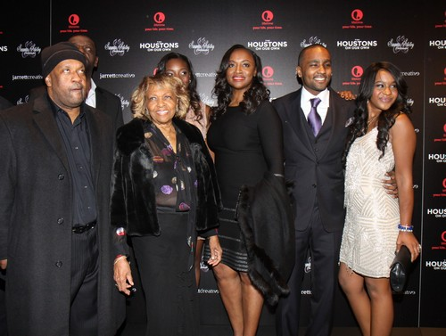 Bobby Kristina Brown's Family Shoot Reality TV Show While Bobbi's Dying and Houstons Wait To Cash In On $20 Million Inheritance