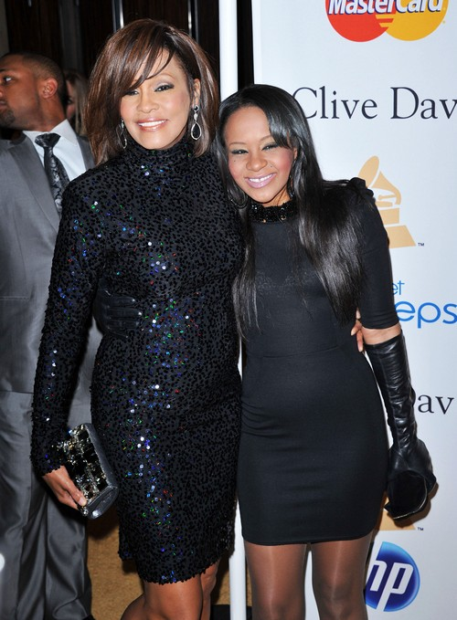 51644505 On Singer Bobby Brown's Birthday he has the horrible task of deciding if he should take his daughter Bobbi Kristina off of Life Support... The 21 year old has been in a medical induced coma after being found unresponsive in her bathtub at her home in Roswell, Georgia on January 31, 2015. The outlook on her condition isn't good and sources close to the situation say that the family is coming to the hospital to say their final goodbyes. Pictures is Bobbi during happier times with her husband Nick Gordon and her mother Whitney Houston. **FILE PHOTOS** FameFlynet, Inc - Beverly Hills, CA, USA - +1 (818) 307-4813
