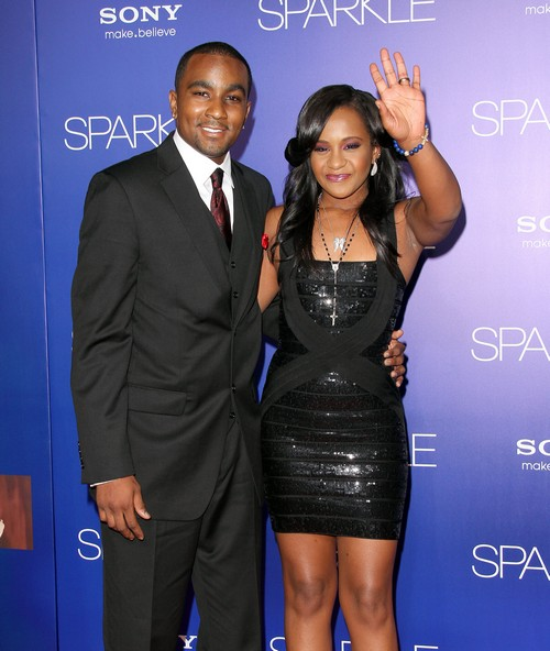 51809574 The World Premiere of SPARKLE held at The Grauman's Chinese Theatre in Hollywood, California on August 16th, 2012. The World Premiere of SPARKLE held at The Grauman's Chinese Theatre in Hollywood, California on August 16th, 2012. Bobbi Kristina Brown, Nick Gordon FameFlynet, Inc - Beverly Hills, CA, USA - +1 (818) 307-4813