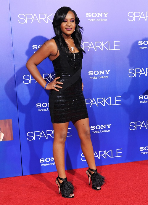 Bobbi Kristina Brown Suicide Attempt Sparked By Whitney Houston And Bobby Brown's Drug Use In Front Of 5-Year-Old Bobbi!