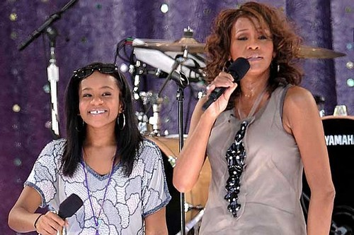 Bobbi Kristina Brown Off Life Support Decision, Source Says 'It Is Really On Bobby Brown's Shoulders to Let Her Go In Peace'