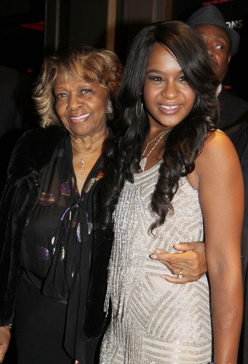 Bobbi Kristina Brown Funeral In Georgia, Burial In New Jersey With Whitney Houston
