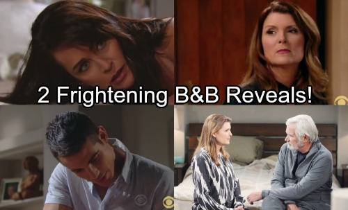 The Bold and the Beautiful Spoilers: 2 Frightening B&B Developments – Eric and Sheila Linked In Terrifying Reveal