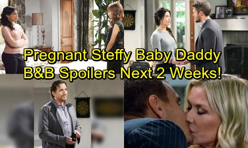 The Bold and the Beautiful Spoilers for Next 2 Weeks: Pregnant Steffy Paternity Mystery - Rick Joins Thorne To Take Down Ridge