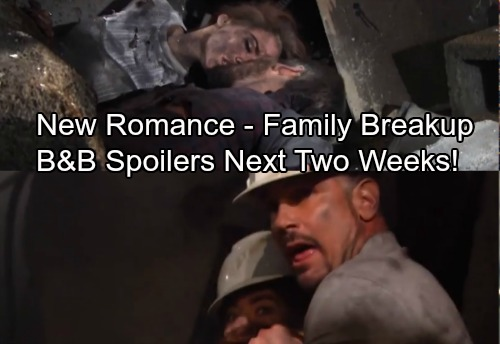 The Bold and the Beautiful Spoilers: Next 2 Weeks - Spectra Demolition Leads To New Romance, Family Breakup