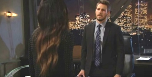 The Bold and the Beautiful Spoilers Friday September 15: Brooke Horrified – Wyatt and Katie Ponder Clues – Liam Won't Budge