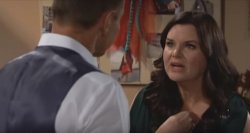 The Bold and the Beautiful Spoilers: Wednesday, April 11 – Ridge Threatens Bill – Wyatt and Katie's Painful Choices