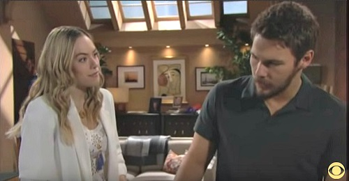 The Bold and the Beautiful Spoilers: Thursday, April 12 – Hope Warns Liam – Detective Sanchez Revs Up Pressure