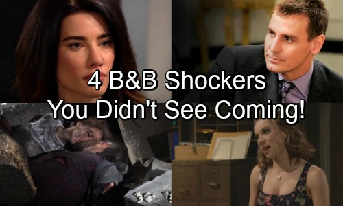 The Bold and the Beautiful Spoilers: 4 Shockers That Will Shake Up B&B – Check Out the Bombshells Ahead