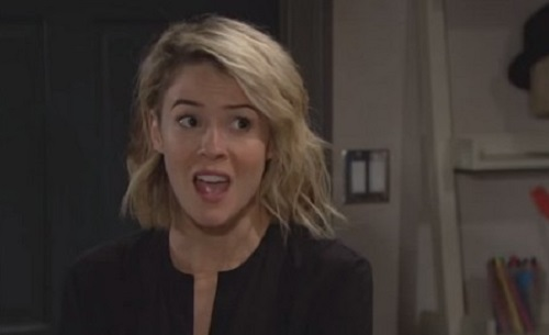 'The Bold And The Beautiful' Spoilers: Linsey Godfrey OUT At B&B, Caroline Spencer Dropped From Cast List?
