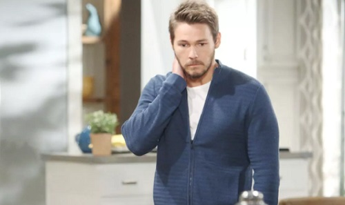 The Bold and the Beautiful Spoilers: Liam Turns Himself In, Sets Good Example for Daughter