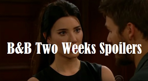 The Bold and the Beautiful Spoilers for Next 2 Weeks: Liam Moves In with Hope – Bill Rattles Steffy – Ridge Suspects Secrets