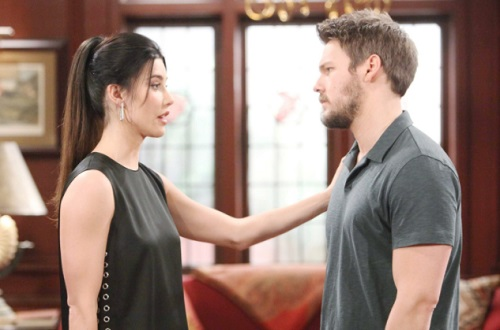 The Bold and the Beautiful Spoilers: Steffy And Liam Reunite - Hope Logan Ditched After Taylor Reveal