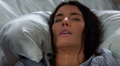 The Bold and the Beautiful Spoilers: Monday, June 4 – Steffy Struggles Through Difficult Birth – Liam Stays By Her Side