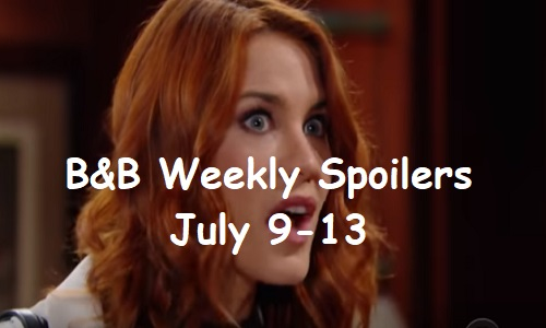The Bold and the Beautiful Spoilers: Week of July 9-13 – Bitter Battles, Stunning Accusations and Hidden Agendas
