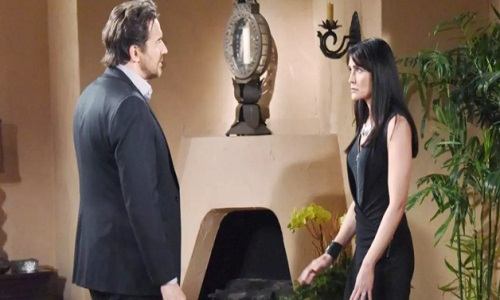 The Bold and the Beautiful Spoilers: Quinn Supports Ridge At Forrester - Attraction Rekindled, Cheating Follows?