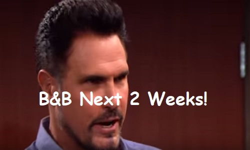 The Bold and the Beautiful Spoilers Next 2 Weeks: Steffy and Sally's Shocking Discovery – Hope's Explosive Fury – Bill Goes Too Far