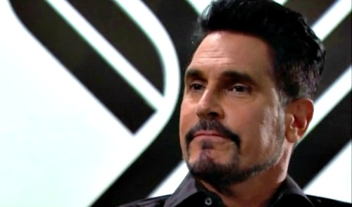 The Bold and the Beautiful Spoilers: Bill's Sneaky New Plan Uses Threat Against Pregnant Hope to Destroy Steam