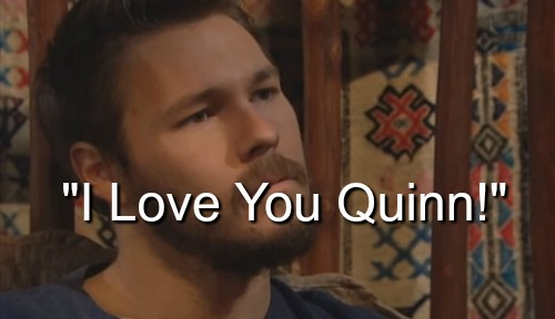 The Bold and the Beautiful (B&B) Spoilers: Liam Proclaims Love for Quinn – Surrogacy Battle for Zende and Nicole