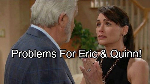 Days of Our Lives Spoilers: Thursday, June 21 – Ciara Keeps Hope in the Dark – Victor Decides Titan's Future – Steve Blasts Stefan https://www.celebdirtylaundry.com/2018/days-of-our-lives-spoilers-thursday-june-21-ciara-keeps-hope-in-the-dark-victor-decides-titans-future-steve-blasts-stefan/