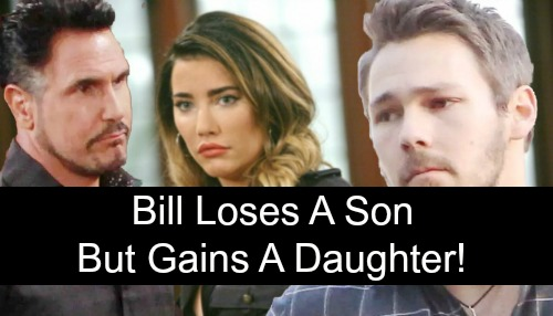 The Bold and the Beautiful Spoilers: Kelly Paternity Shocker Hits After Will Custody Defeat – Bill Loses a Son, But Gains a Daughter?