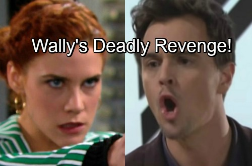 The Bold and the Beautiful Spoilers: Wally's Revenge Plan Unfolds – Bill In Deadly Danger
