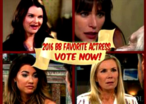 'The Bold and the Beautiful' Spoilers: Best B&B Actress Poll – Vote for Your Favorite Female Performer of 2016