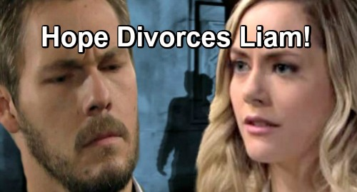 The Bold and the Beautiful Spoilers: Liam Shooter Reveal Rocks Lope Marriage – Baby 'Death' and Steffy Adoption Bring Divorce