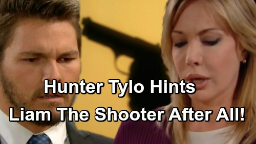 The Bold and the Beautiful Spoilers: Hunter Tylo Hints Liam Shot Bill, Not Taylor - Shooter Story Shockers In 2019