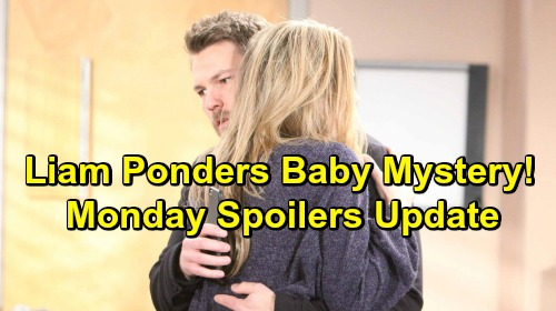 The Bold and the Beautiful Spoilers: Monday, January 28 Update – Zoe Shocked by Reese's Rescue – Liam Ponders Baby Mystery