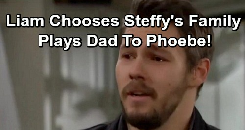 The Bold and the Beautiful Spoilers: Liam Drifts Toward Steffy's Family, Serves as Dad to Phoebe – Hope Goes Berserk