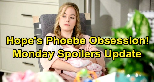 The Bold and the Beautiful Spoilers: Monday, February 11 Update – Steffy Worries Hope's To Close To Phoebe, Liam Disagrees