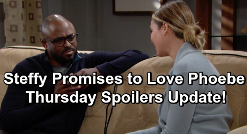 The Bold and the Beautiful Spoilers: Thursday, January 24 Update – Steffy's Intense Baby Bond Grows – Certain She's Meant to Adopt