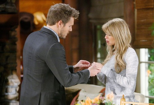 The Bold and the Beautiful Spoilers: Will Pregnant Hope Abort Wyatt's Baby - End Pregnancy To Be With Liam Again?